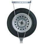 Antivols roue/porte-roue de secours
